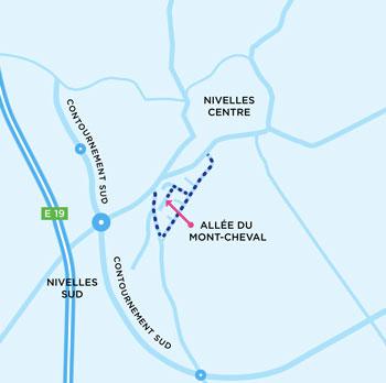 Kine-Nivelles_Catne_Delange_Plan