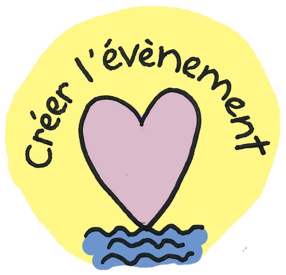 creer evenement